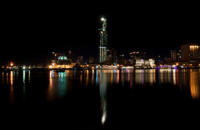Bach Dang pier in Sai Gon