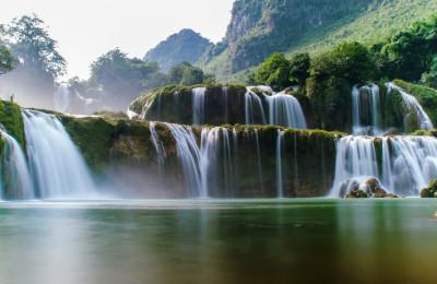 Ban Doc Waterfall