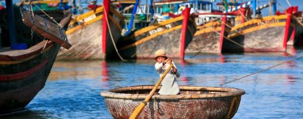 Phan Thiet in Viet Nam