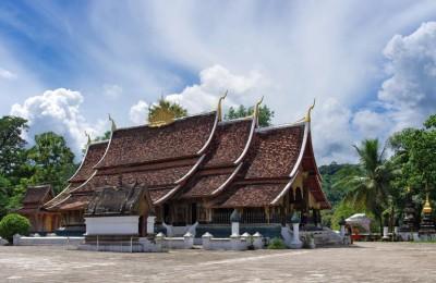 Wat Xieng Thong Laos