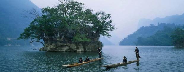ba be lake