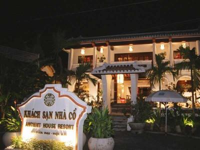 Hoi An Ancient House Resort Spa