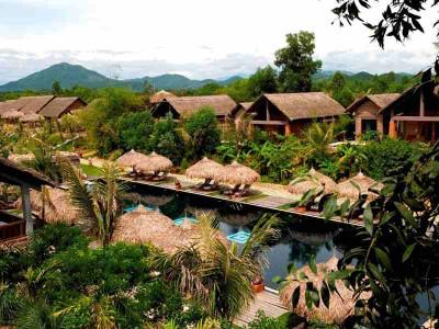 Pilgrimage Village Boutique Resort Spa
