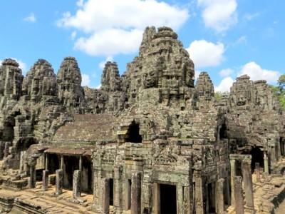 Angkor Thom - Cambodia tour