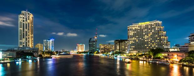 Bangkok by Chao Phraya River - Thailand Tour