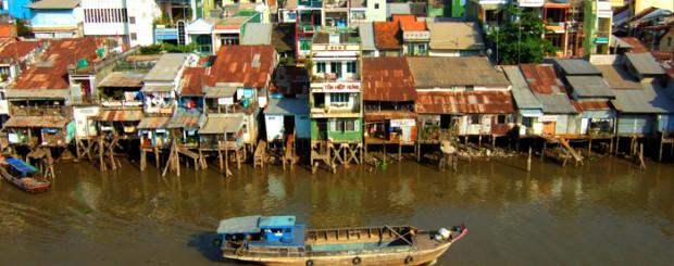 My Tho - Vietnam tour