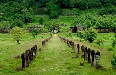 Wat Phou - Laos tour
