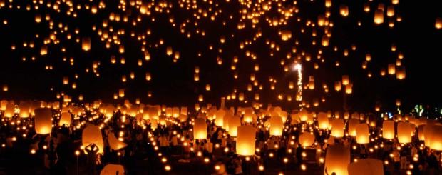 Yi Peng Festival - Chiang Mai - Thailand Tour
