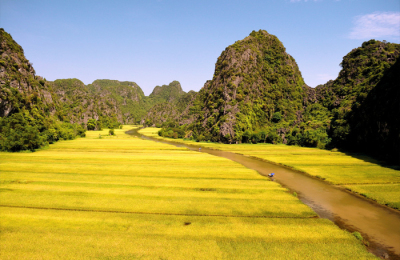 Tam Coc - Attractions in Ninh Binh