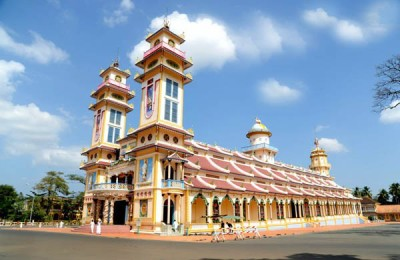 Cao Dai Temple vietnam tour 11days 10-nights