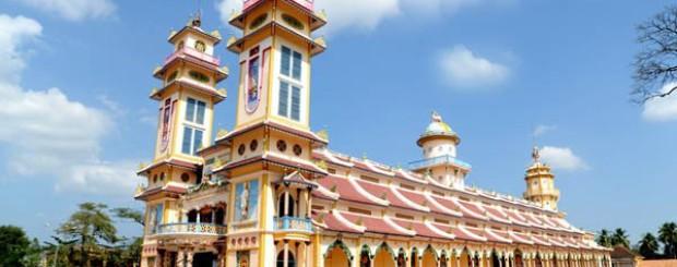 Cao Dai Temple vietnam tour 11days 10-nights