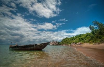 Cham island in Hoi An Beach Break