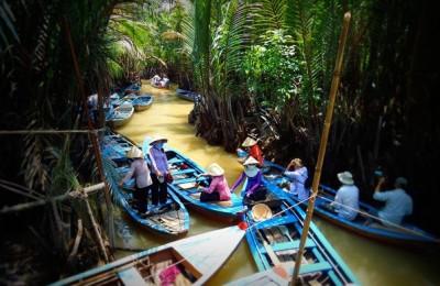 Mekong Delta Viet Nam