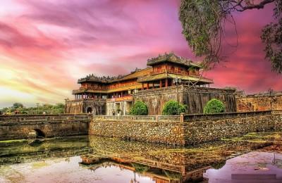 Ngo Mon Gate in Hue