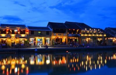 Hoi An in Quang Nam - VietNam