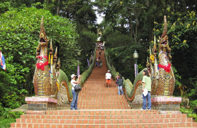Doi Suthep Temple - Thailand Tour