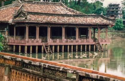 Tu Duc Tomb - Vietnam tour