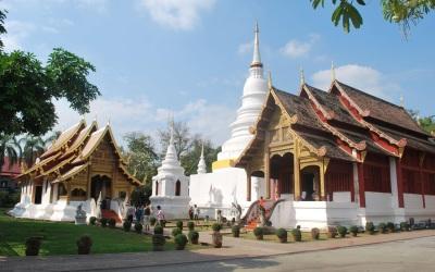 Wat Phra Singh - Thailand tour