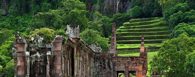 Wat Phu - Laos tour