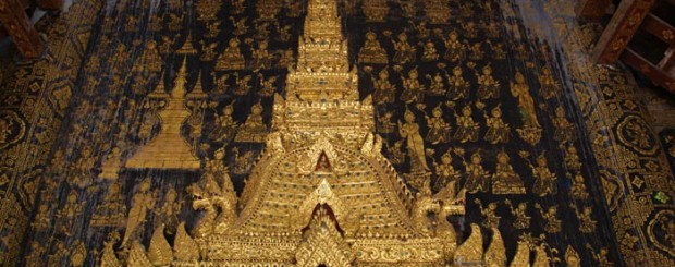 Wat Xieng Thong - Laos tour