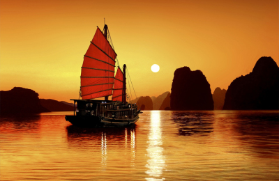 ha long bay - Vietnam tour
