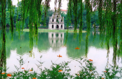 hanoi sword lake - Vietnam tour